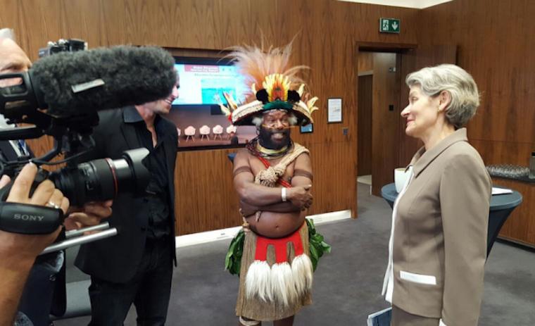 lenguas indígenas Unesco