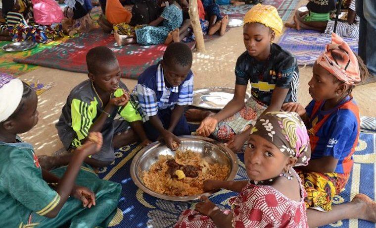 pobreza hambre alimentos desafío WFP