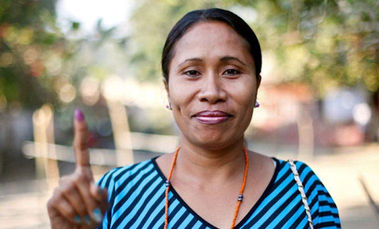 ONU Mujeres Liderazgo y participación política