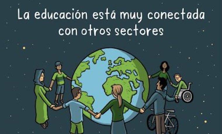 La educación tiene muchos vínculos con otrossectores