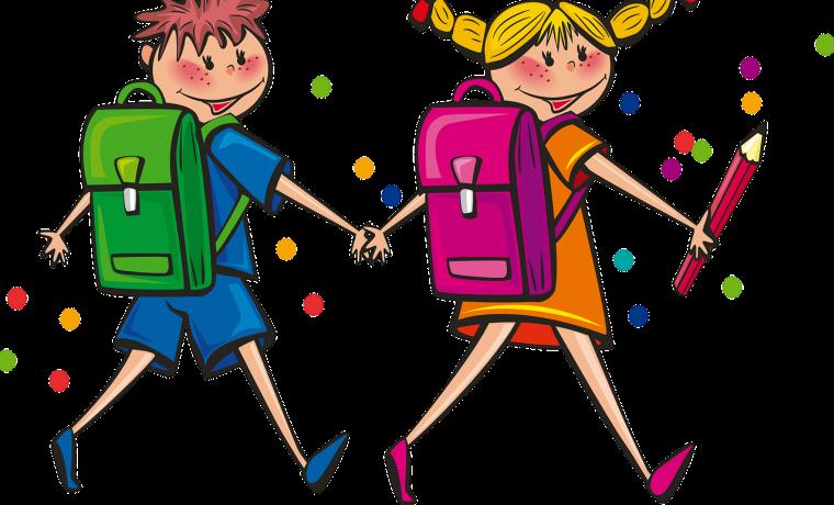 preescolar niños colegio