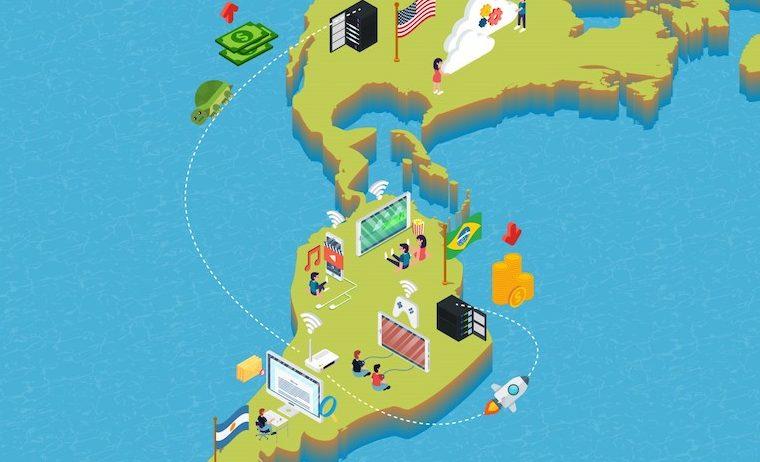 Repensando los caminos digitales de América Latina y el Caribe