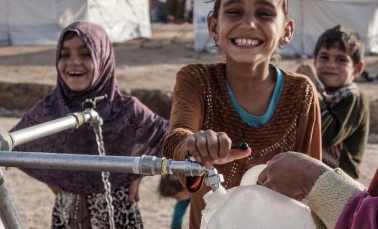 agua saneamiento Oxfam ODS