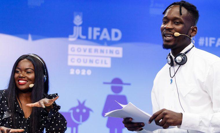 Líderes mundiales y celebridades llaman a invertir más recursos para acabar con el hambre y la pobreza