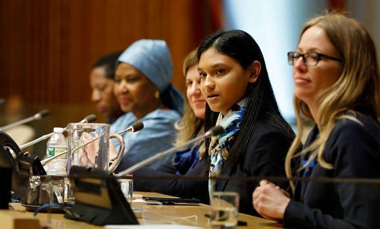 Yo soy la Generación Igualdad: Kiara Nirghin, científica y defensora de derechos