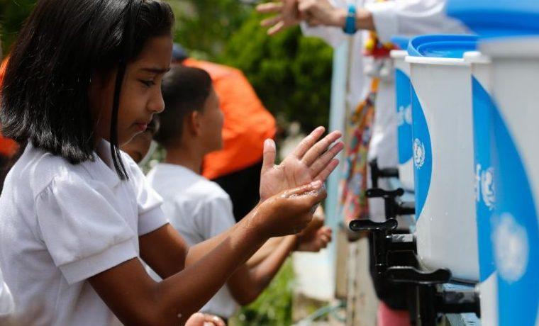 Venezuela UNICEF COVID-19