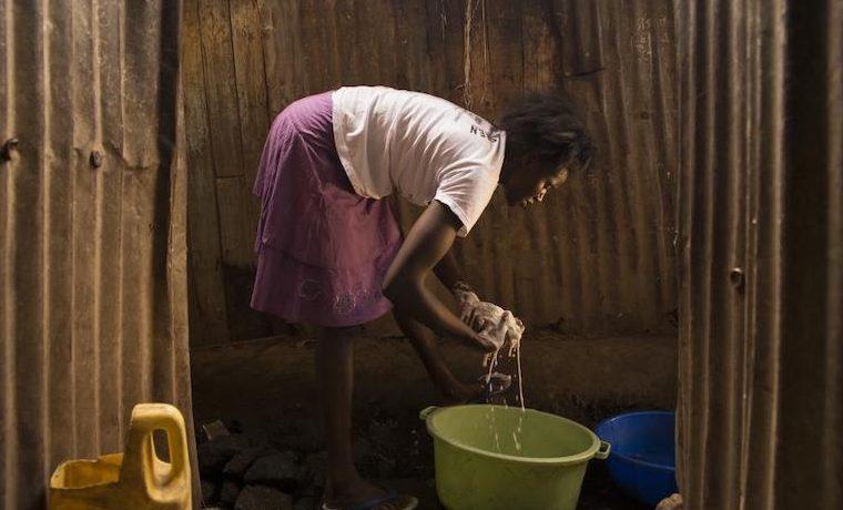 Oxfam pandemia COVID-19 salud