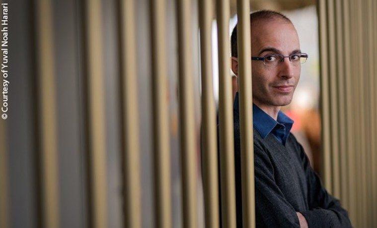 """Yuval Noah Harari: """"Toda crisis ofrece también una oportunidad"""""""