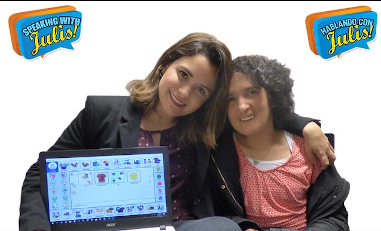 Daniela Galindo: trabajando por la inclusión en Colombia a través de herramientas decomunicación
