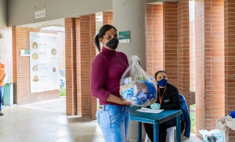 hambre coronavirus salud pandemia WFP
