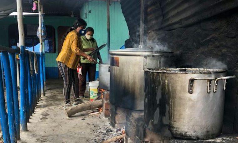 El hambre aumenta a medida que los casos de la COVID-19 se disparan en América Latina