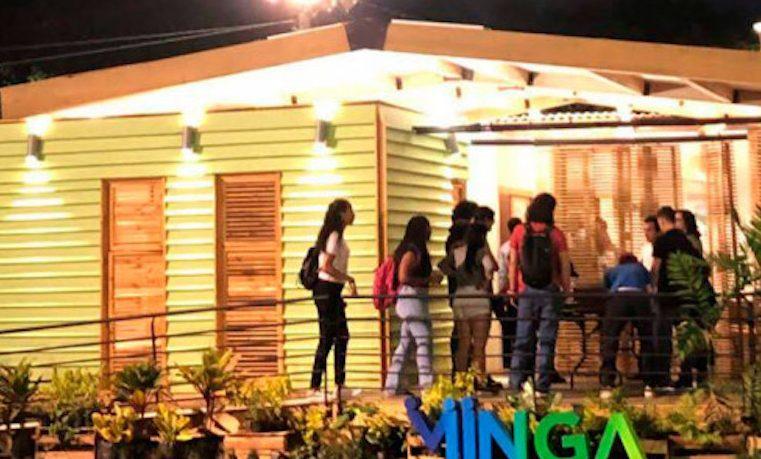 Minga House
