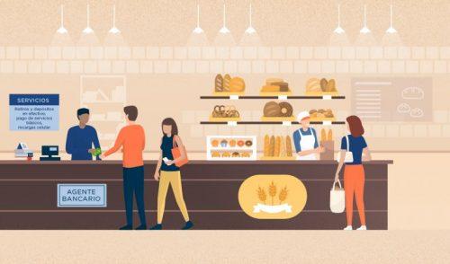 Agentes bancarios, en la vanguardia de la inclusión financiera