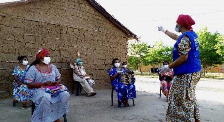 Héroes sin capa en la emergencia por la COVID-19 en Colombia