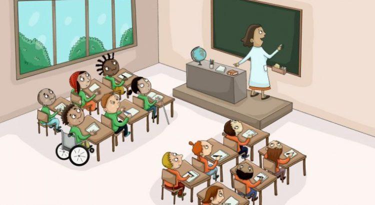 Los docentes necesitan formación sobre la inclusión