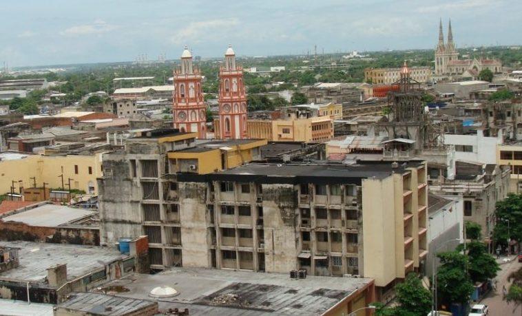 Colombia ciudades Barranquilla