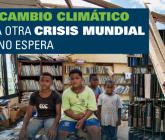 Reimaginar el futuro para cada niño: 5.-Abordar la crisis climática