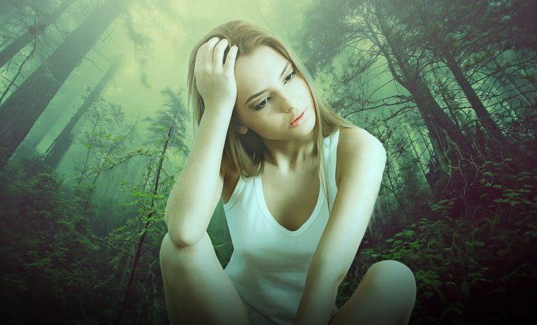 pensamiento pensando mujer ansiedad