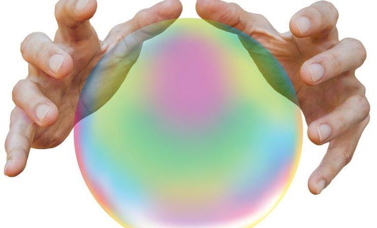 fururo bola de cristal imaginar