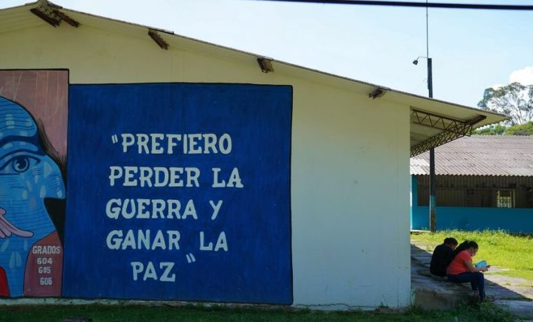 WFP paz Colombia
