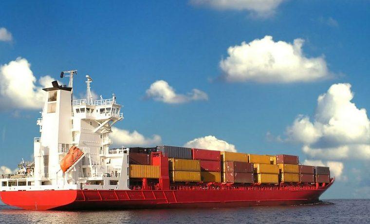 comercio barcos buques