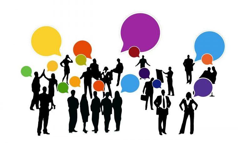 diálogo conversaciones personas hablar dialogar conversar